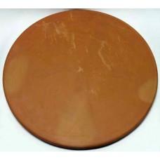 Пекарский камень для выпечки из красной глины